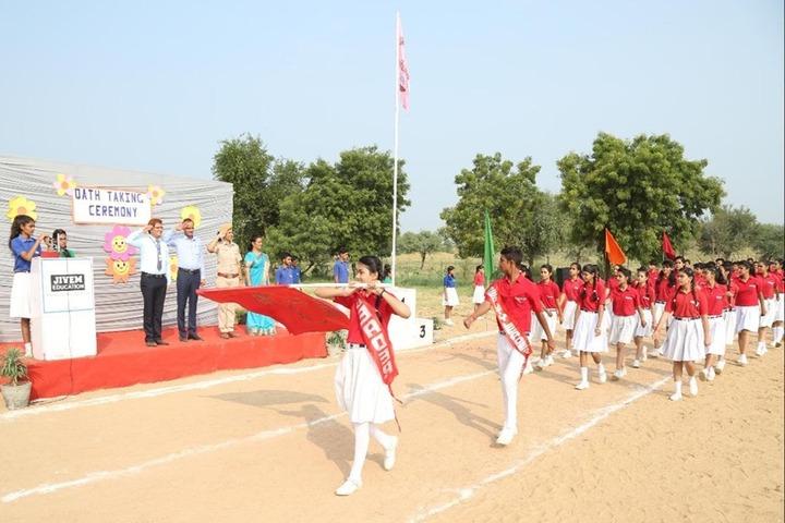 Jhunjhunu Academy-Sports day
