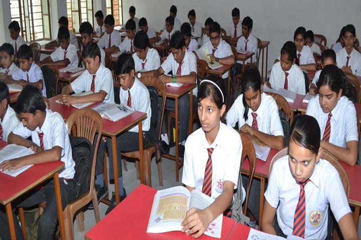 JSB Public School-Classroom