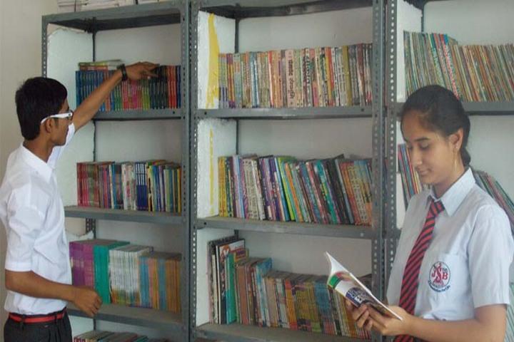 JSB Public School-Library