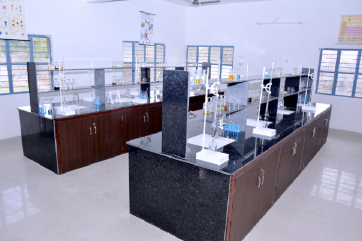 Jyoti Vidyapeeth-Chemistry Lab