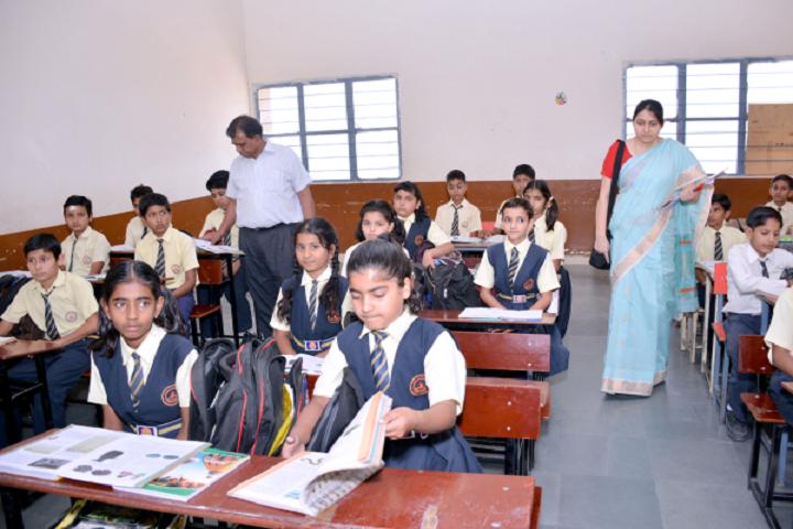 Jyoti Vidyapeeth-Classroom