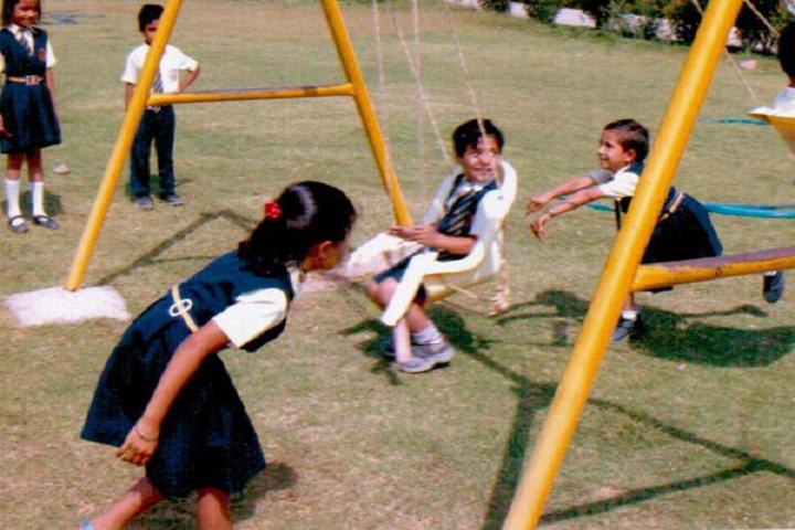Jyoti Vidyapeeth-Games