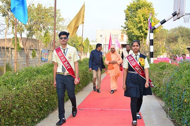 Jyoti Vidyapeeth-Sports day