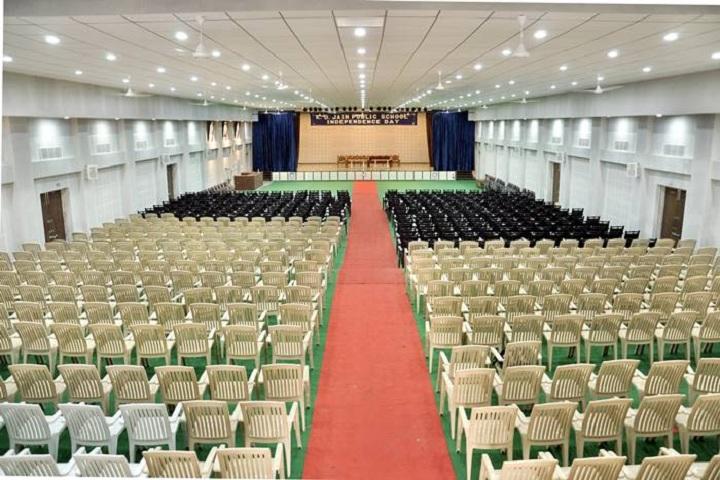 K D Jain Public School-Auditorium