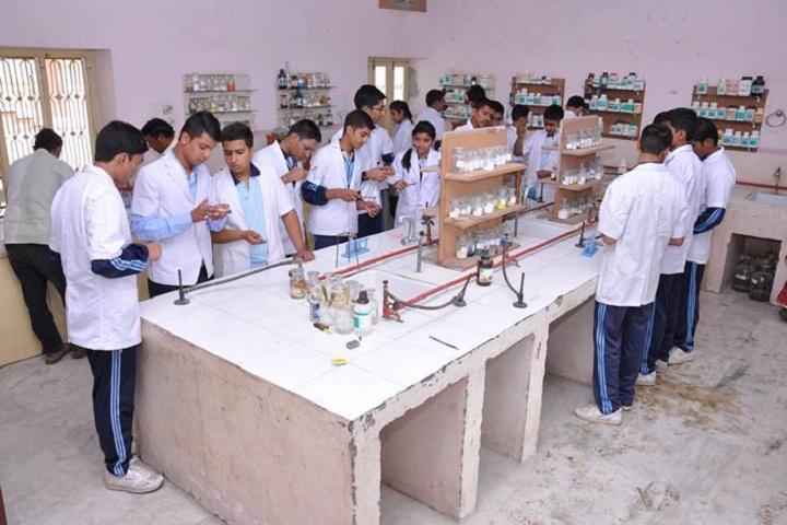 K D Jain Public School-Chemistry Lab