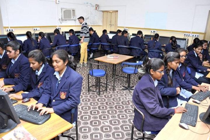 K D Jain Public School-Computer Lab