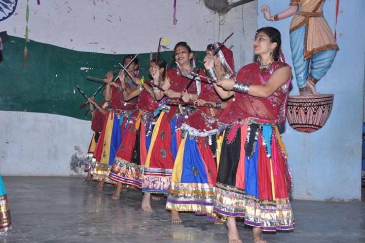 K D Jain Public School-Dance