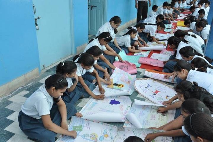 K D Jain Public School-Drawing Competition