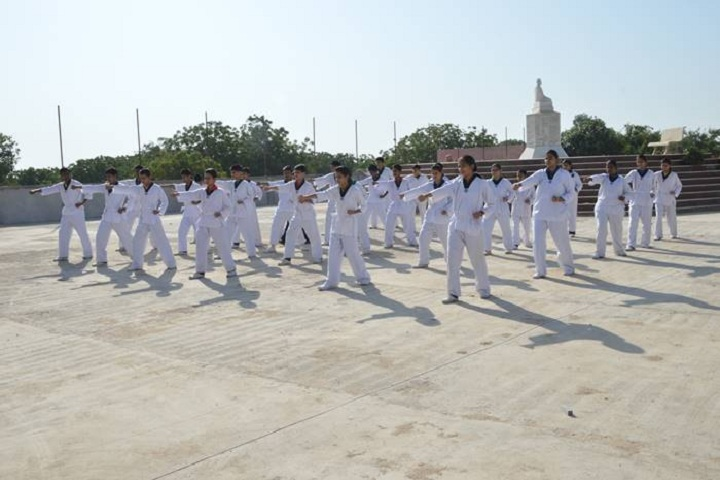 K D Jain Public School-Karate
