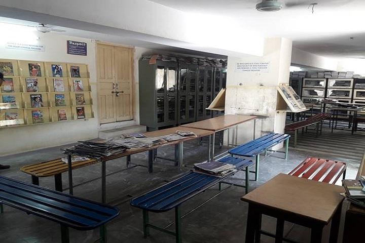 K D Jain Public School-Library