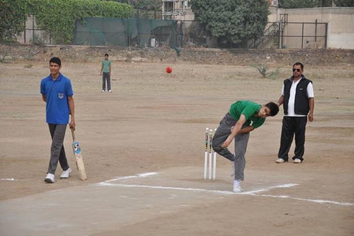 K D Jain Public School-Sports