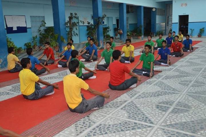 K D Jain Public School-Yoga