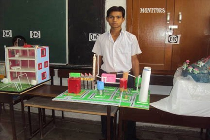 Kendriya Vidyalaya School-Science exhibitions