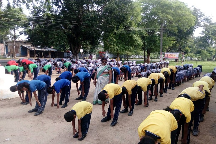 Kendriya Vidyalaya School-Yoga Day Celebrations