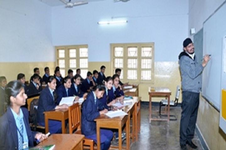 Kailash Vidya Vihar-Class Room