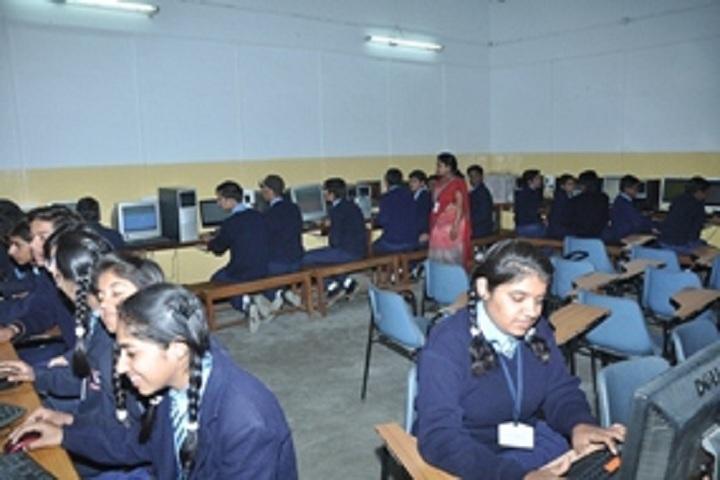 Kailash Vidya Vihar-Computer Lab
