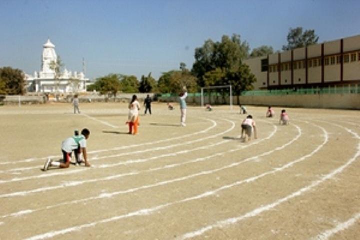 Kailash Vidya Vihar-Ground