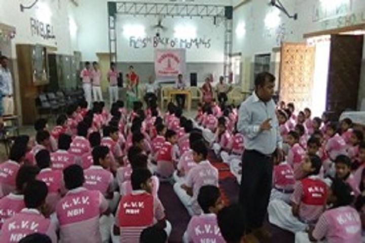 Kailash Vidya Vihar-House Meet