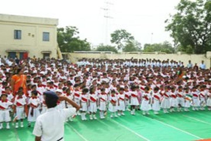 Kailash Vidya Vihar-Independence Day