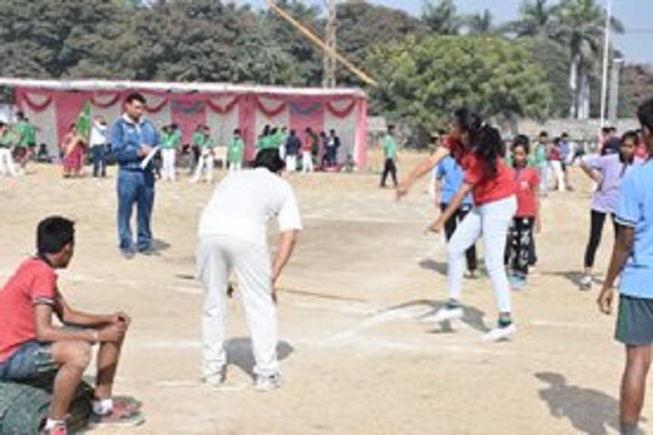 Kailash Vidya Vihar-Interhouse Games