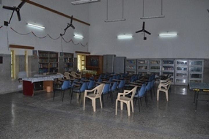 Kailash Vidya Vihar-Library