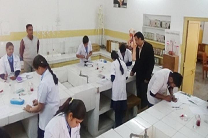 Kailash Vidya Vihar-Science Lab