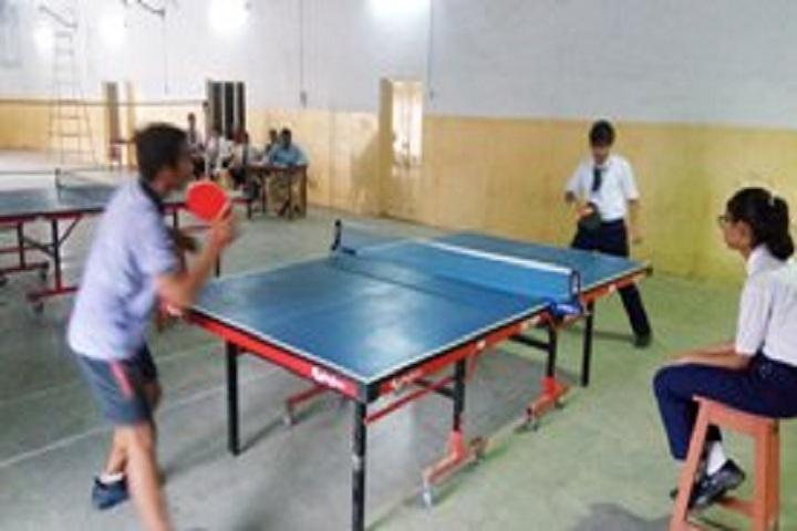 Kailash Vidya Vihar-Table tennis