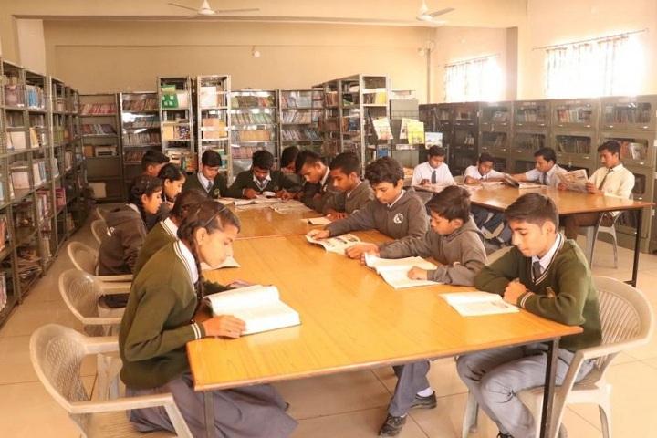 Kautilya Senior Secondary School-Library