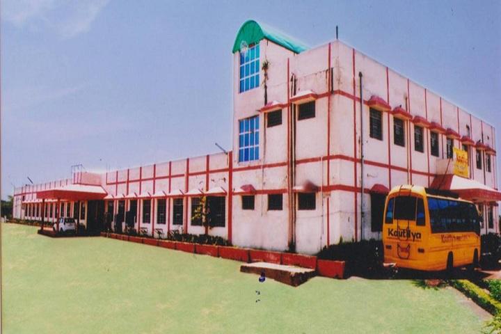 Kautilya Senior Secondary School-School Building
