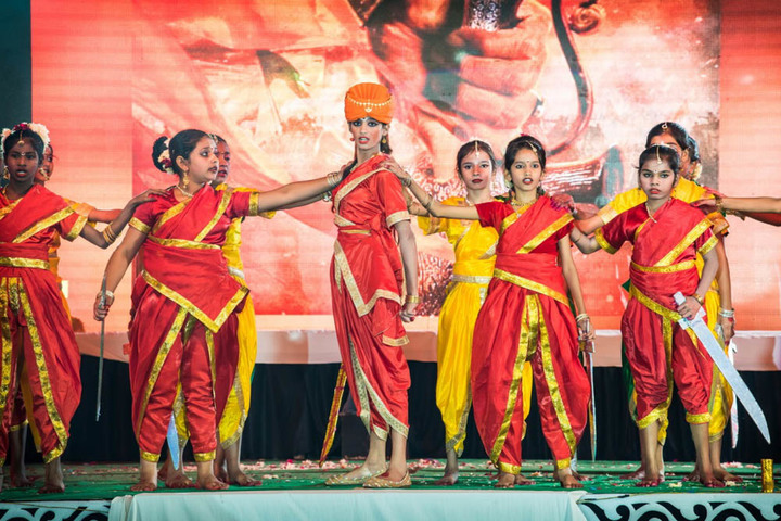 Kenbridge School-Annual day