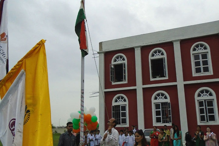 Kenbridge School-Republic day