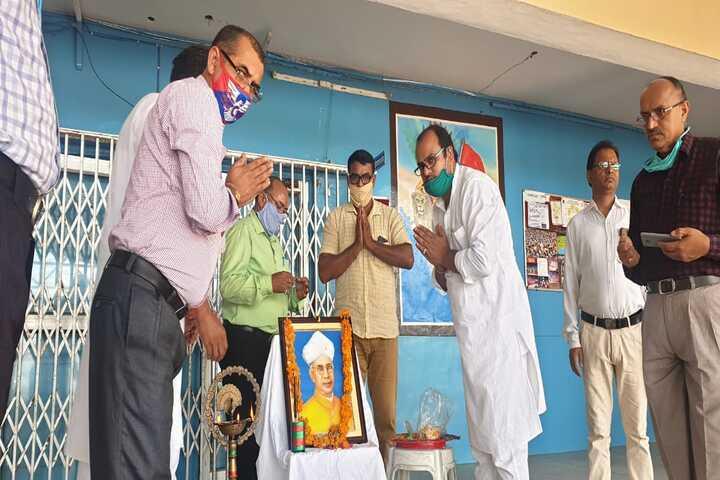 Kendriya Vidyalaya-Teachers Day Celebration