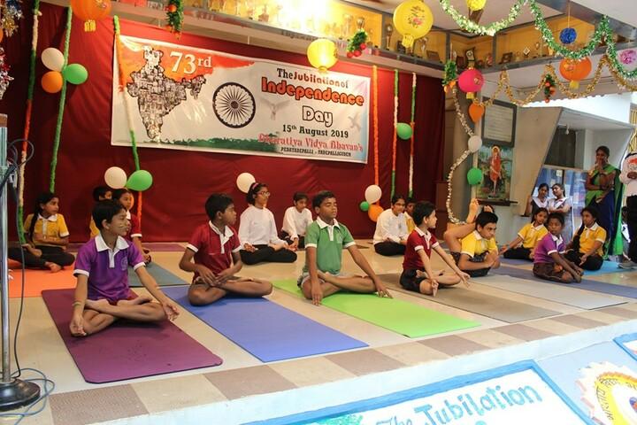 Bharatiya Vidya Bhavans Residential Public School-Independence Day