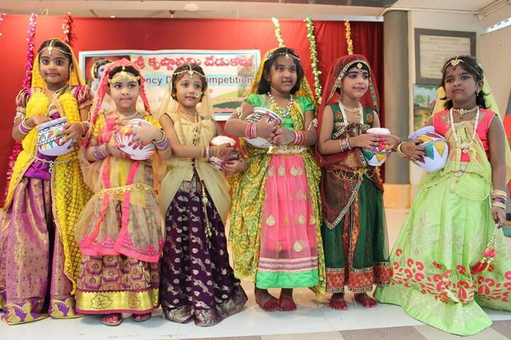 Bharatiya Vidya Bhavans Residential Public School-Janmastami Celebrations