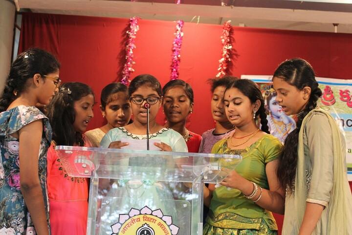 Bharatiya Vidya Bhavans Residential Public School-Music Activity