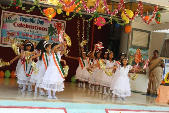Bharatiya Vidya Bhavans Residential Public School-Republic Day