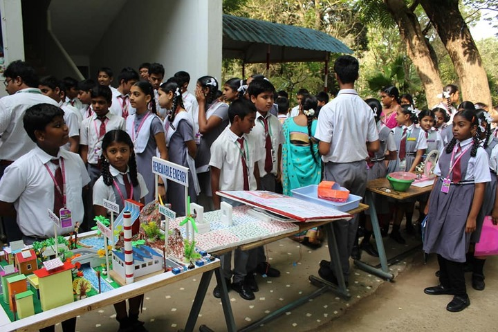 Bharatiya Vidya Bhavans Residential Public School-Science Exhibition