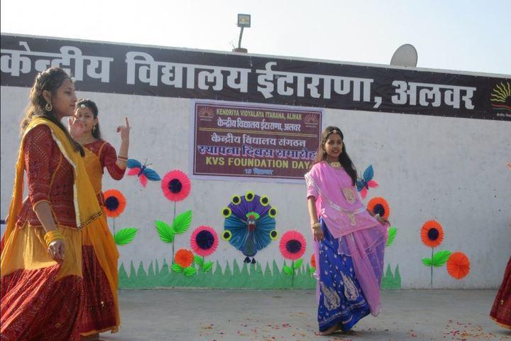 Kendriya Vidyalaya-Foundation Day Event