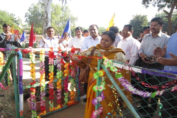 Kendriya Vidyalaya-Opening Ceremony