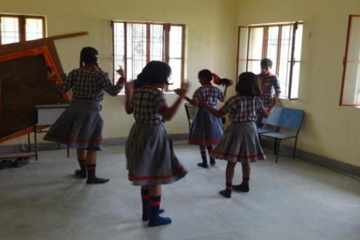 Kendriya Vidyalaya-Group Dance