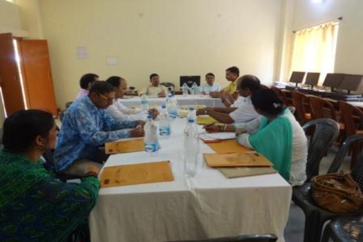 Kendriya Vidyalaya-VMC Meeting