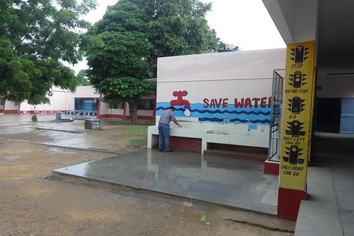 Kendriya Vidyalaya-Water Facility