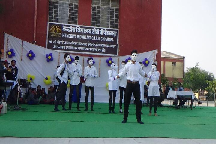 Kendriya Vidyalaya-Dance Activity