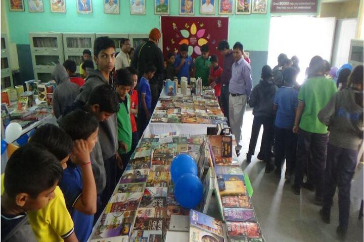Kendriya Vidyalaya-Books Fair