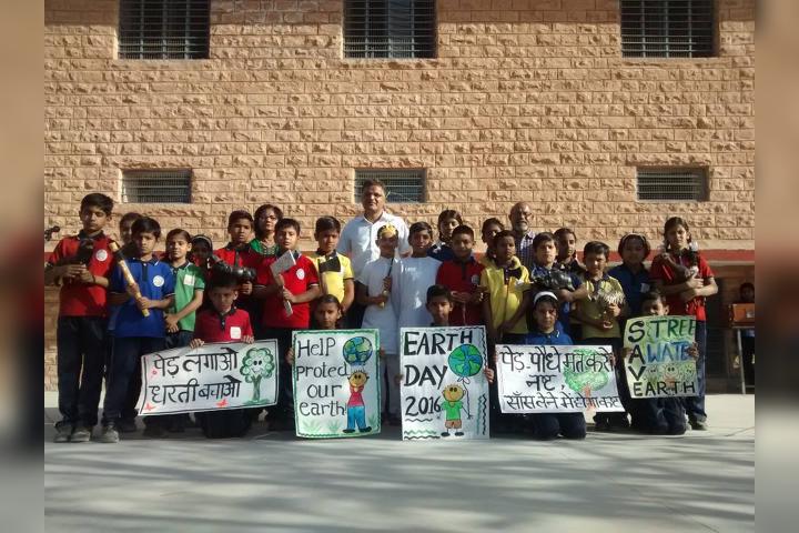 Celebration Earth Day