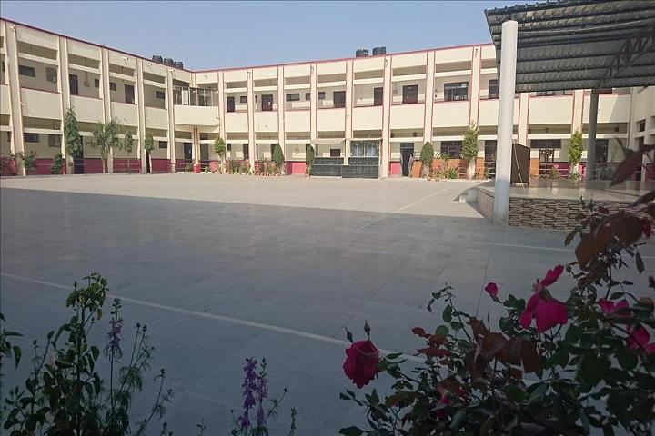 Kendriya Vidyalaya No 1-School Building