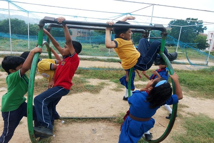 Kendriya Vidyalaya No 2-Kids Play Area