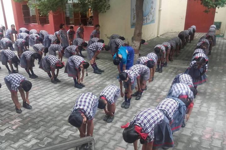 Kendriya Vidyalaya No 2-Physical Exercise