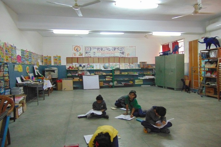 Kendriya Vidyalaya No 2-Activity Room