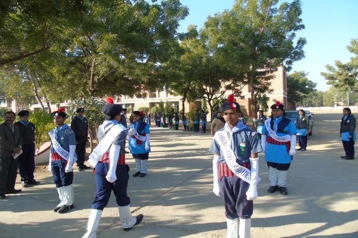 Kendriya Vidyalaya No 2-Scouts